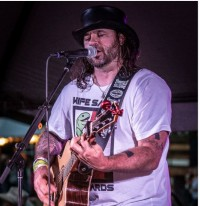 Bryan James  at Lilly's on the Lake